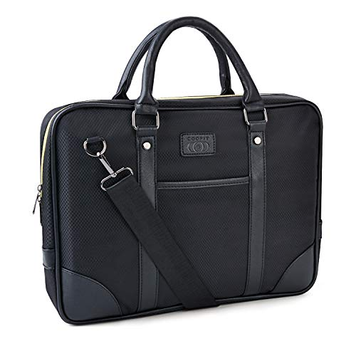 COOFIT Sac a main homme Sacoche homme business Oxford Porte document homme Sac malette homme Cartable homme