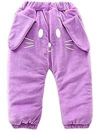 8e93d3202 Amazon.co.uk  Purple - Leggings   Baby Girls 0-24m  Clothing