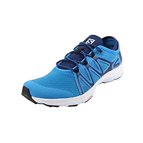 Salomon Crossamphibian Swift Cloisonné Blue Depths White 43
