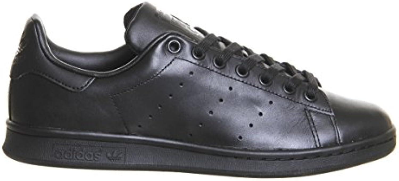 adidas originaux smith stan smith originaux Noir  formateurs   44 725d09