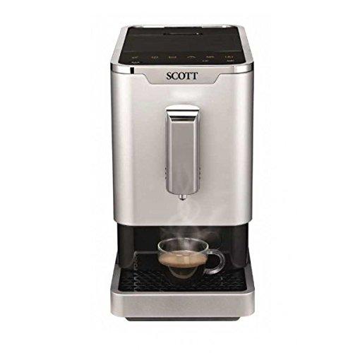 Scott Slimissimo 20200 macchina del caffè con macina