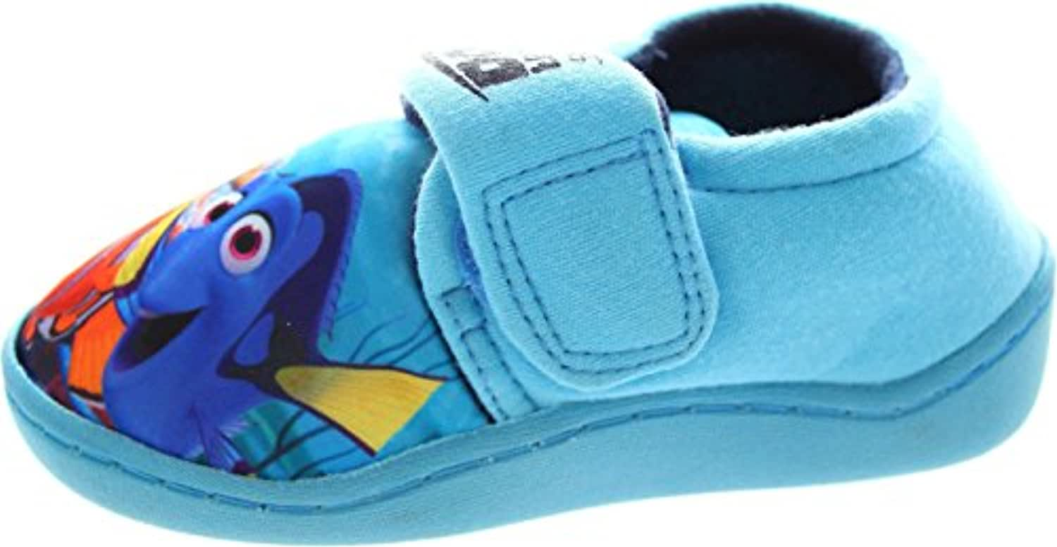 Size 5 Finding Dory Kid's Lorette Slipper Synthetic Slippers