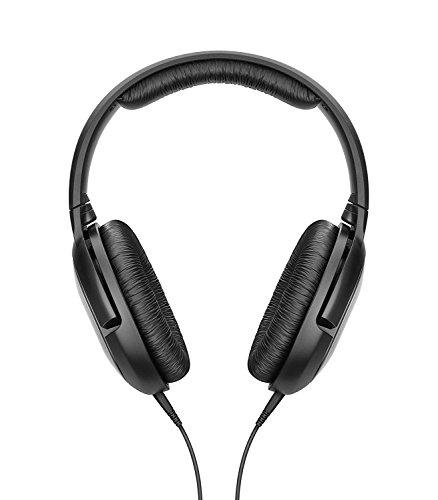 Sennheiser HD 201 Kopfhörer (Kraftvoller Stereosound) schwarz - 2