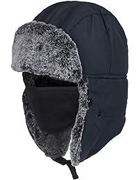 AZUO Inverno Cappello Impermeabile A prova Di Vento Addensare Tenere Caldo  Protezione Dal Freddo Antistatico Traspirante Uomini… 77888e7e46c0