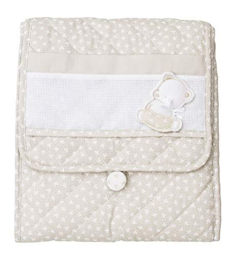 Filet - Cambiador de viaje portátil plegable para recién nacido, bolsa para cambiar pañales, color...