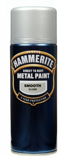 hammerite-direct-to-rust-metal-paint-aerosol-smooth-silver-finish-400ml