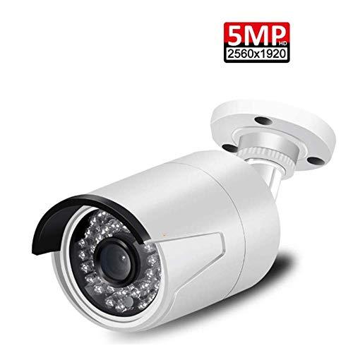 YA 5MP H.265 POE Videoüberwachung Überwachungskamera CCTV-Außenkamera IP-Cam P2P NVR mit Full HD-ONVIF-Nachtsicht Cams Nvr