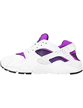 Nike Huarache Run (Gs), Zapatillas de Running Niñas