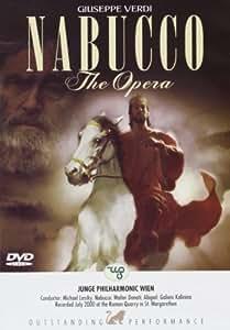 Giuseppe Verdi - Nabucco - The Opera [DVD]