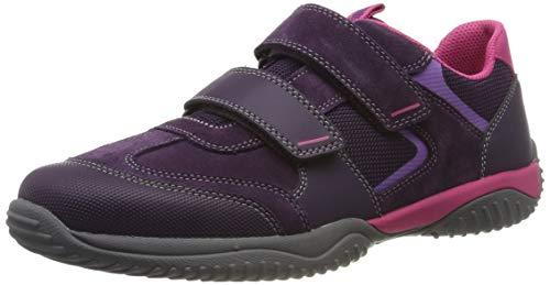 Superfit Mädchen Storm Sneaker, Violett (Lila/Rosa 90), 39 EU