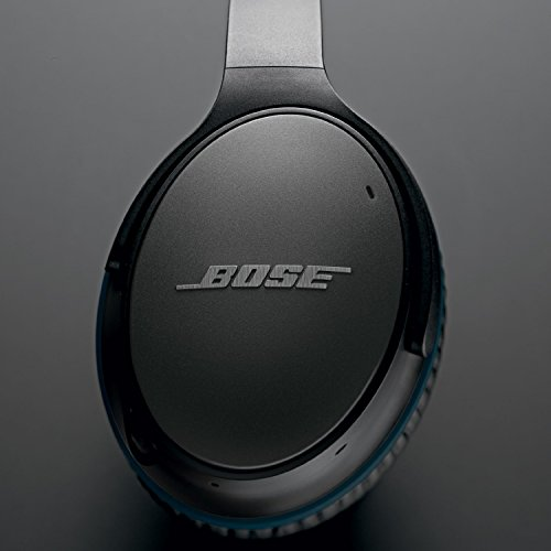 Bose QuietComfort 25 Acoustic Noise Cancelling headphones - Apple units, Black Image 5