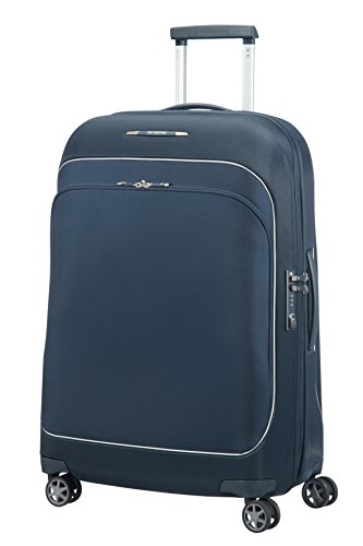SAMSONITE Fuze - Spinner 68/25 Expandable Bagage cabine, 68 cm, 66,5 liters, Blau Nights (25 Spinner)