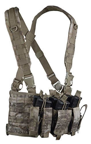 CONDOR MCR5-016 Recon Chest Rig - Kryptek Highlander