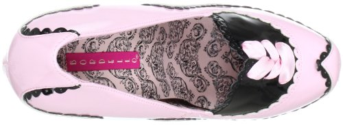 Pleaser - Teeze-01, Scarpe col tacco Donna Rosa (Pink (B. pink-blk pat))