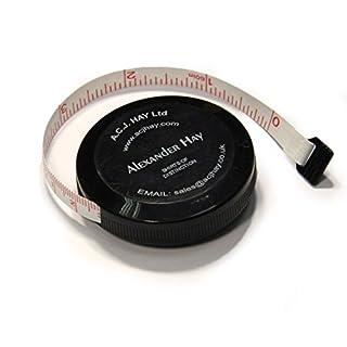 Ausziehbarem Mini 152,4cm 1,5m Sewing Tailor Tuch Soft Flat Tape Körper Messen Lineal 2Stück