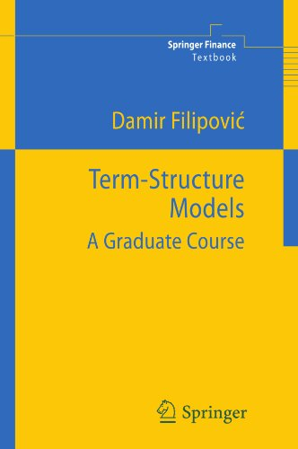 Term-Structure Models (Springer Finance) (English Edition)