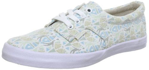 Pointer I011620, Chaussures basses femme - Multicolore (Washed Racket Print