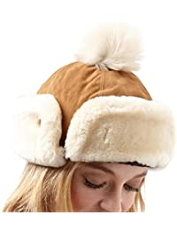 UGG Australia - Cappellino da baseball - Donna Marrone Chestnut L XL ec3997e848cc