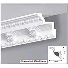 Cornici In Polistirolo Per Specchi.Amazon It Cornice Polistirolo