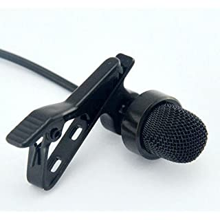 Agemore® Professional Mini USB External Microphone with Collar Clip for GoPro Hero 3 3+/4 Description