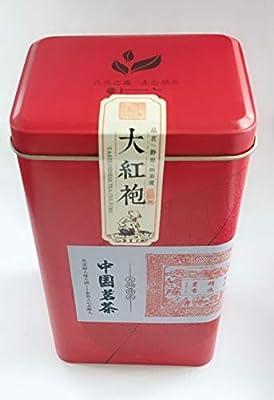 Thé Oolong Chinois 100% Naturel Haute Qualité Da Hong Pao Sachet De Thé 100g