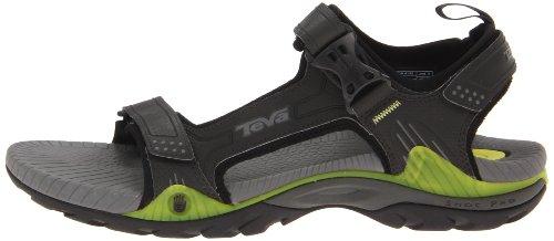 Teva Toachi 2 M's, Herren Sport-& Outdoor Sandalen, Grau (695 charcoal grey), 43 EU (9 Herren UK) -