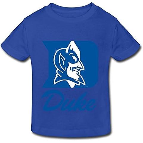 Triumph turn Duke University Tshirts For Toddlers Unisex (2-6 Years)