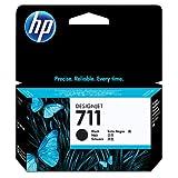 HP 711 38-ml Black Cartridge CZ129A