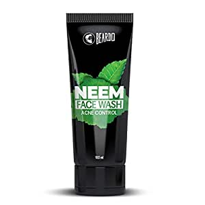 Beardo Neem Facewash For Men, 100 ml