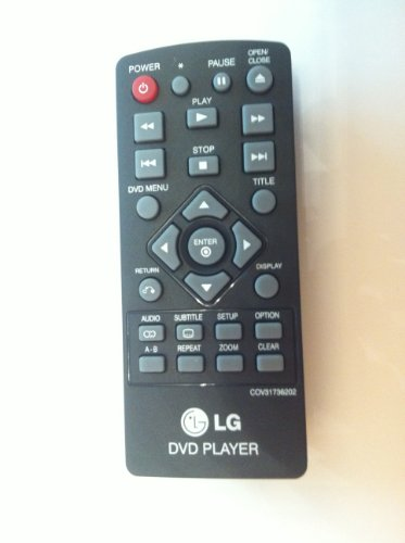 Beyution New LG brand DVD remote control for all LG Brand DVD Player USA Quick free ship