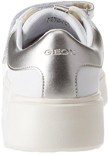 Geox D Nhenbus Weiãÿ Damen Sneaker bianco C nHnwz5x8