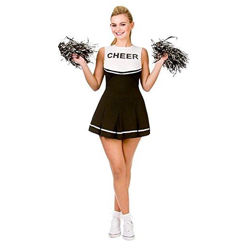 Cheerleader-Black-White-Large