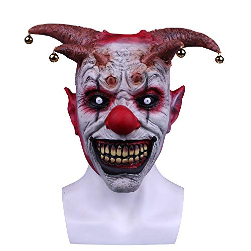 Jingle Jangle Maske - Jingle Jangle Der Clown Horror Latex