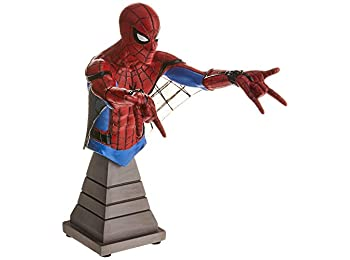 Marvel Comics JUL172798 Marvel Homecoming Web Glider Spider-Man Bust