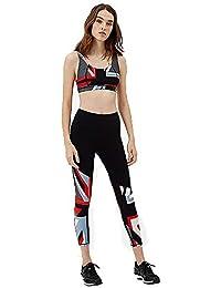 2acc8a0bb WALL DECORS Chandal Conjunto para Mujer - Moda Primavera Casual Conjuntos  Deportivos Camisas Tops + Pantalones