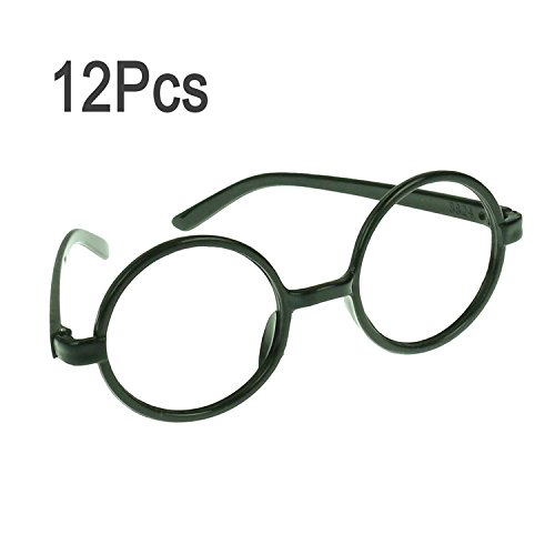 Accessoire für einen Assistenten Geburtstagsparty Wizard Glasses CJ545 (Assistent Kostüme Mädchen)
