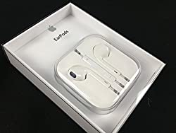 For Apple Earphones Earpods Earbuds with Remote Mic For Apple iPhone 4 5 6 7 7+