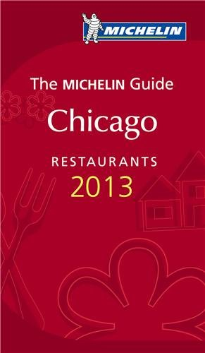 Guide Michelin Chicago 2013