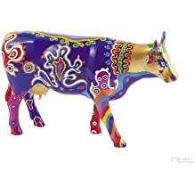 Amazon Fr Vache Decorative Resine