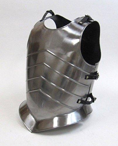 Steel Breastplate - Medieval - Wearable Costume Armor