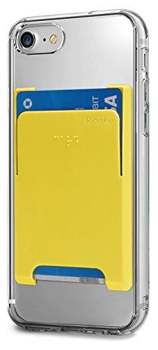 Ringke Slot Card Holder [Amarillo] Minimalista Slim