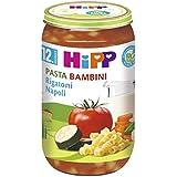 Hipp Pasta Bambini Rigatoni Napoli, 6er Pack (6 x 250g)