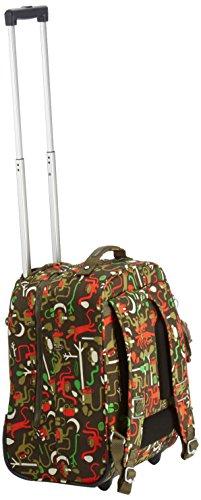 Kipling - CLAS SOOBIN L - Grand sac à dos - Mojito Green C - (Vert) Monkey Frnds Kh