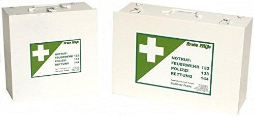 Preisvergleich Produktbild EH-Kasten Metall Typ 1 lt.ÖNORM Z1020 (bis 5 Arbeitnehmer)