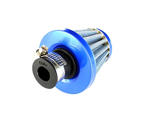 k-n-style-mini-air-filter-vent-breather-12mm-blue-suitable-pit-dirt-quad-atv-motor-bikes