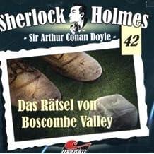 Sherlock Holmes 42: Das Rätsel von Boscome Valley
