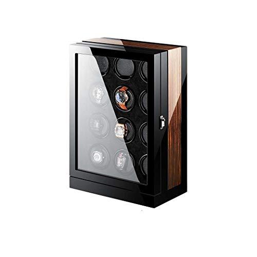 DongYuYuXuXi Wickelmaschine Beobachten, 12-Bit-Uhrenbox, Rotierende Obere Kette, Uhrenbox, Shaker-Motor, Uhrenwickelmaschine -