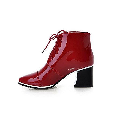 BalaMasa - Pantofole a Stivaletto donna Red