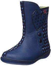 Amazon.es  Botas Vaqueras - Botas   Zapatos para niña  Zapatos y ... 2bd4ebc9708