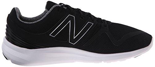 New BalanceCOAS D - Scarpe da corsa uomo BLACK/WHITE (048)